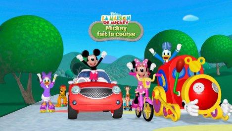 La Maison de Mickey - Mickey fait la cou