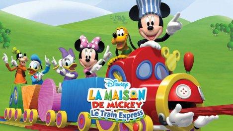 La Maison de Mickey: Choo Choo Express