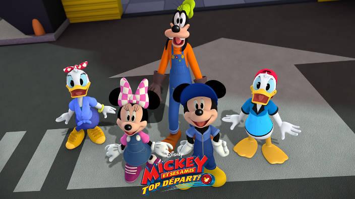 Mickey et ses amis - Top départ! (2): Ep 47