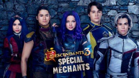 Descendants 3 : Spécial Méchants