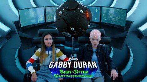 Gabby Duran, Baby-sitter d'extraterrestr