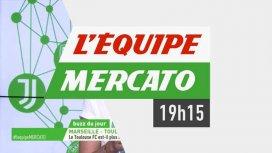 image du programme L'Équipe Mercato