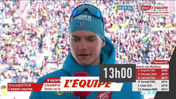 Biathlon : Individuel femmes des Championnats