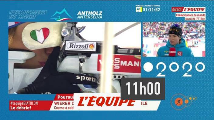 Biathlon : Relais Femmes des Championnats du