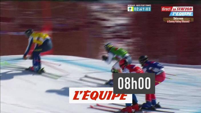 Ski Glace : La Station L'Equipe