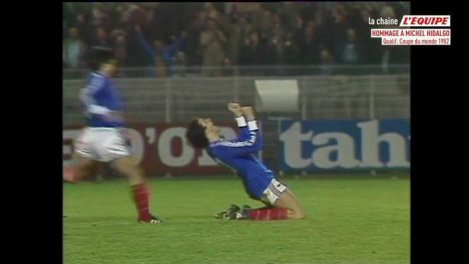 Foot - Replay : France - Pays-Bas (1981