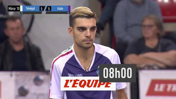 Pétanque : Trophée L'Equipe - Individuel