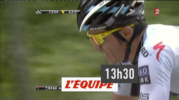 Cyclisme - L'Equipe Replay : Les plus belles