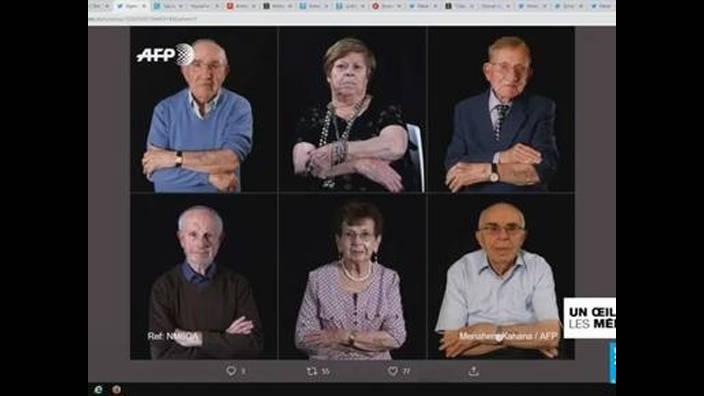 Commémorations de la Shoah : Pour ne jamais