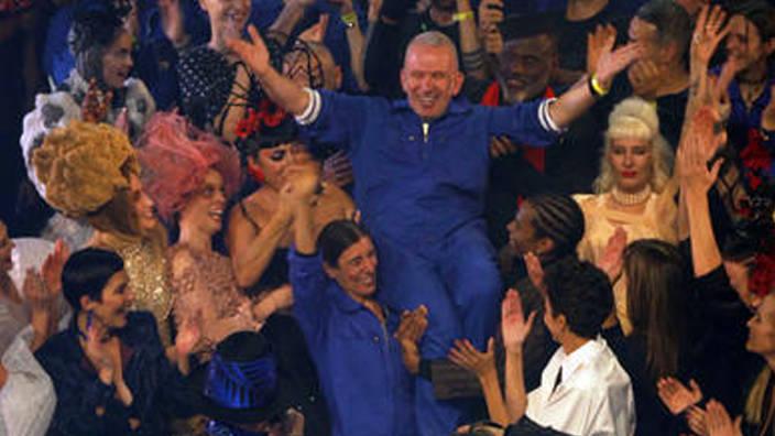 Jean-Paul Gaultier fait ses adieux à la Haute