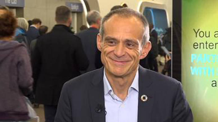 """Jean-Pascal Tricoire : """"Schneider Electric s'est"""