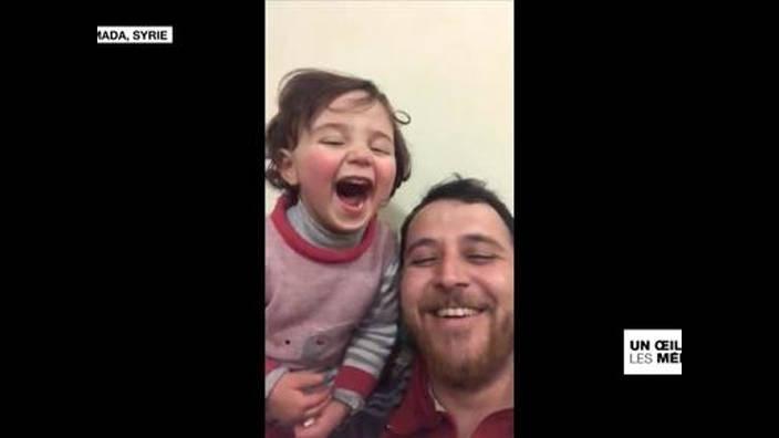 Syrie : le rire pour thérapie