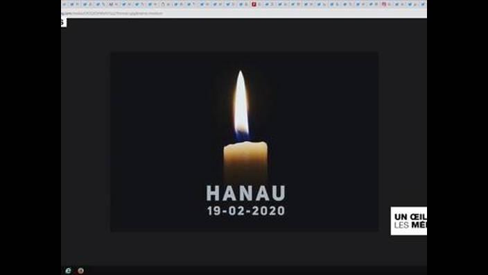 Allemagne : l'attentat de Hanau et le terrorisme