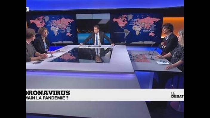 Coronavirus : demain, la pandémie ?