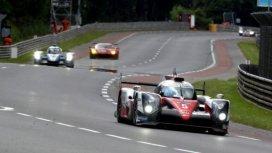 image du programme Automobilisme : Les 24 Heures du Mans...