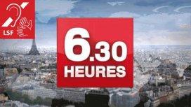 image du programme Le 6h30 info