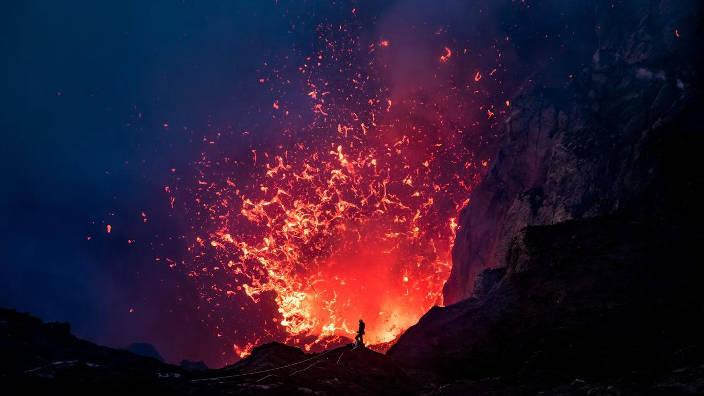 Du soleil aux volcans