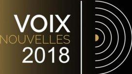 image du programme Voix Nouvelles 2018
