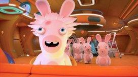 image du programme Les lapins crétins : invasion