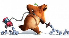 image du programme Grizzy et les lemmings