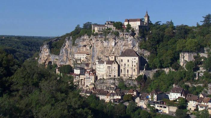 Entre le Lot et la Dordogne
