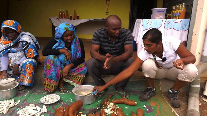 Mayotte : Voule