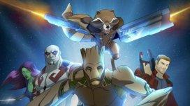 image du programme Les gardiens de la galaxie