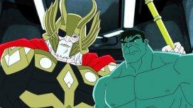 image du programme Marvel's Avengers : Ultron Revolution