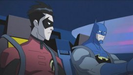 image du programme Batman Unlimited : Mech vs Mutants