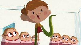 image du programme Jamie a des tentacules