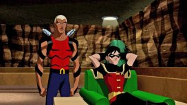 image du programme Young Justice