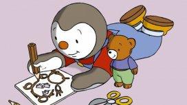 image du programme T'choupi et Doudou