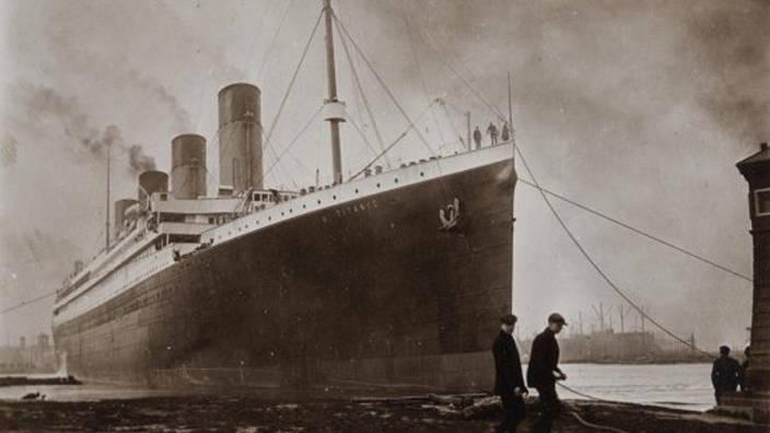 Image du programme Titanic, la vérité dévoilée
