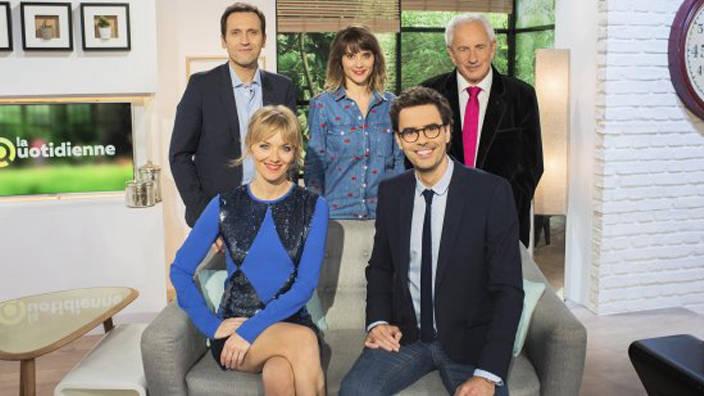 Image du programme La quotidienne