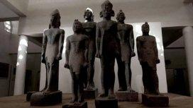 image du programme Le règne des pharaons noirs
