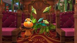 image du programme Le Dino train