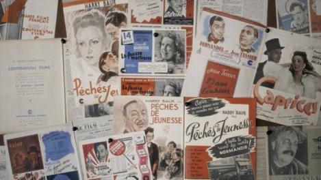 1940, main basse sur le cinéma français