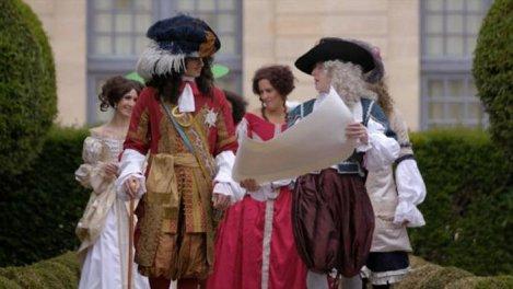 Versailles, les défis du roi Soleil