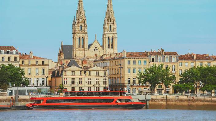 Bienvenue à Bordeaux !