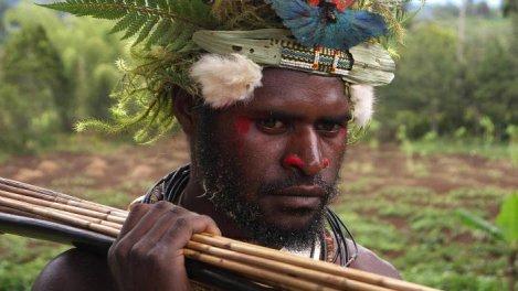 Peuples de Papouasie-Nouvelle-Guinée