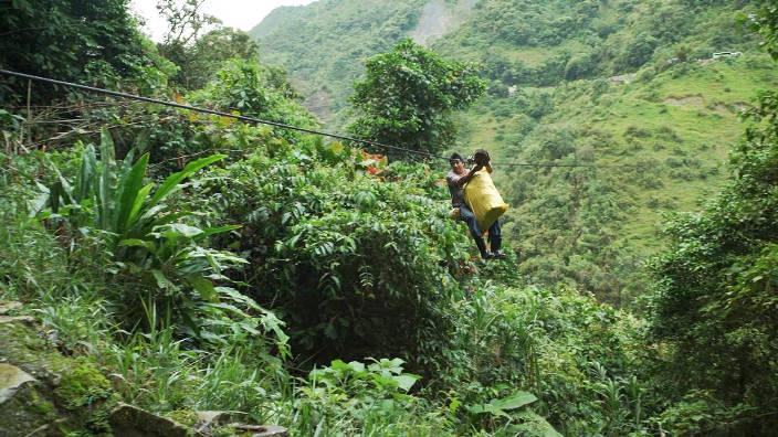Colombie, les intrépides des Andes