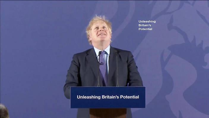 Boris Johnson, l'illusionniste du Brexit