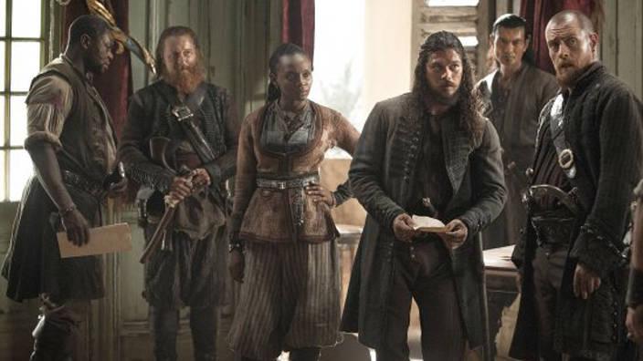 Image du programme Black Sails