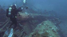 image du programme Epaves Nouvelle-Calédonie