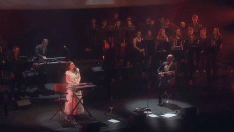 Yael Naim et David Donatien à la Philharmonie