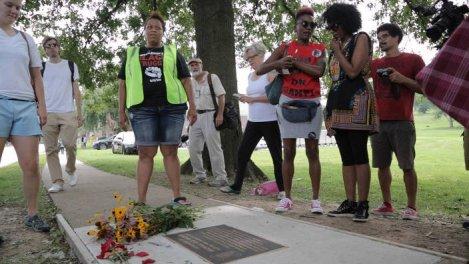 De Paris à Ferguson: Coupables d'être noirs