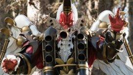image du programme Power Rangers Ninja Steel