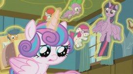 image du programme My Little Pony les amies c'est magique