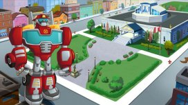 image du programme Transformers Rescue Bots : Mission Protection