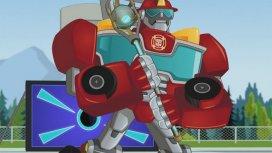 image de la recommandation Transformers Rescue Bots : Mission Protection